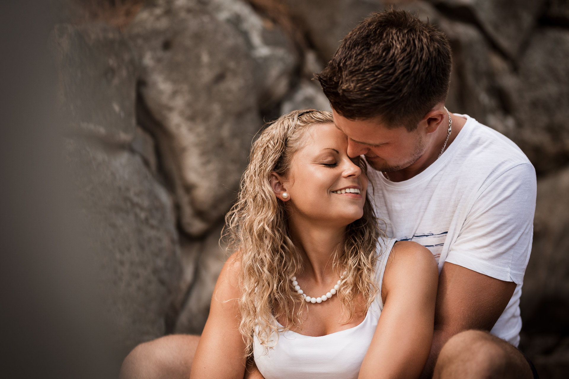 Vicky & Fabian, Paarshooting, Insel Rab, Kroatien